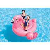 Saltea gonflabila Intex Flamingo Ride-On